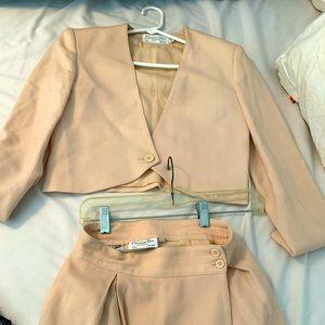 Christian Dior vintage suit